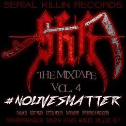 SKR Official - SKR The Mixtape Vol.4 : #NoLivesMatter Cover Art