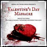 SKR Official - The Valentine's Massacre Mixtape Cover Art
