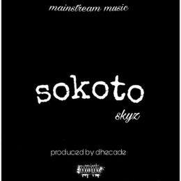 skyz - skyz sokoto (@skyz_official) (produced by dhecade) Cover Art