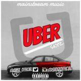 skyz - UBER (@skyz_official) produced by idbeatz mixed by logik Cover Art