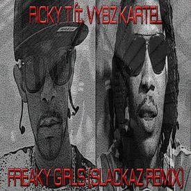 Freaky Girls (Slackaz Remix)
