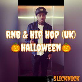 RNB & HIP HOP Mix (UK Rap) Halloween 17