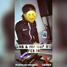 RNB & Hip Hop Mix #5 Feb 18