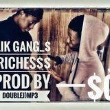Slik Gvng - Slik Gang Riches Cover Art