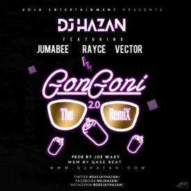 Gongoni (Remix)  ft. Vector, Rayce & Jumabee