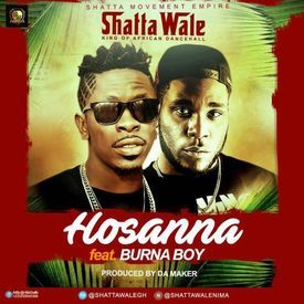 Hossana ft. Burna Boy