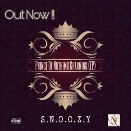 Snoozy - Prince Of Nothing Charming EP Cover Art