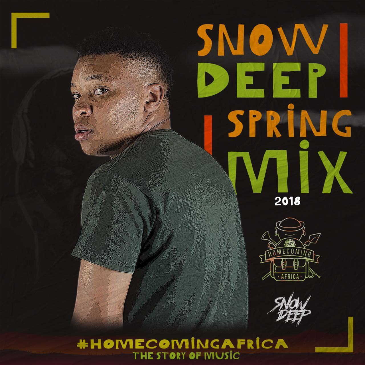 Snow Deep - Spring Mix 2018 #HomecomingAfrica by Snow Deep from Snow