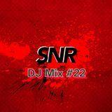 SNR - DJ Mix #22 Cover Art