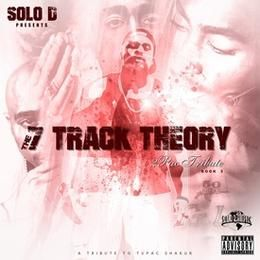 SoLo D - 2pac Tribute The 7 Track Theory #Book3 Cover Art
