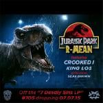 SoloVersions - Jurassic Park Cover Art