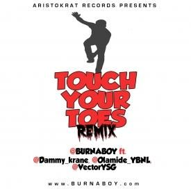 Touch Your Toes (Remix)