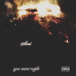 SoriMIA - You Were Right Cover Art