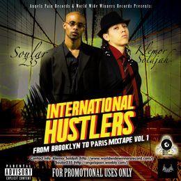 soular235 - International Hustlers  (Full Mixtape) Cover Art