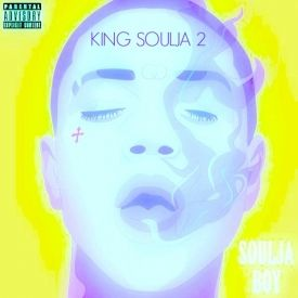 souljaboy - KING SOULJA 2 Cover Art