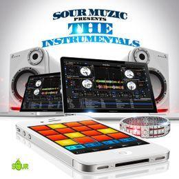 SourMuzicBeatz - Sour Muzic Presents The Instrumentals Cover Art