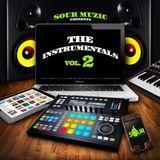 SourMuzicBeatz - Sour Muzic Presents The Instrumentals Vol.2 Cover Art