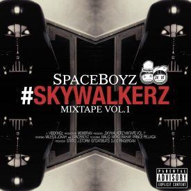 SpaceBoyz - #Skywalkerz Cover Art