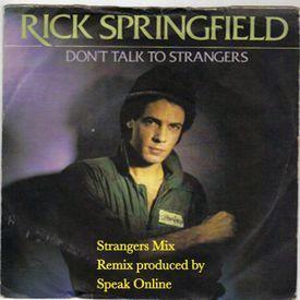 Don't Talk To Strangers (Strangers Mix)