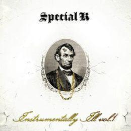 specialkmadeit - Instrumentally Ill vol 1 Cover Art