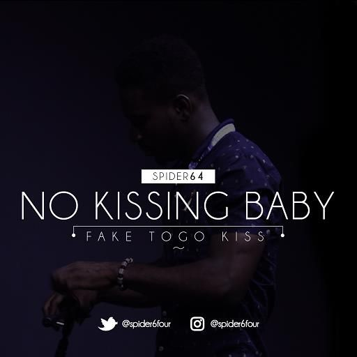 No Kissing Baby(Patoranking Refix) By Spider64 From