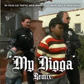 My Nigga (Remix) [Ft. Lil Wayne, Rich Homie Quan, Meek Mill & Nicki Minaj)