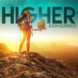 Steady130 - Higher: EDM Edition, Vol. 2 Cover Art
