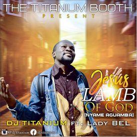 JESUS LAMB OF GOD- THE TITANIUM BOOTH