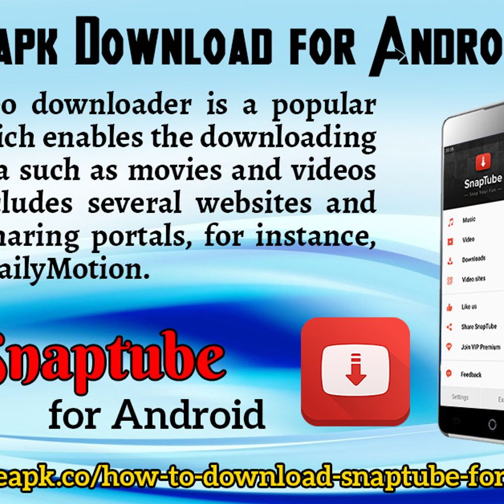 SnapTube Apk Download For Android Mobiles mp3 by Stephen S