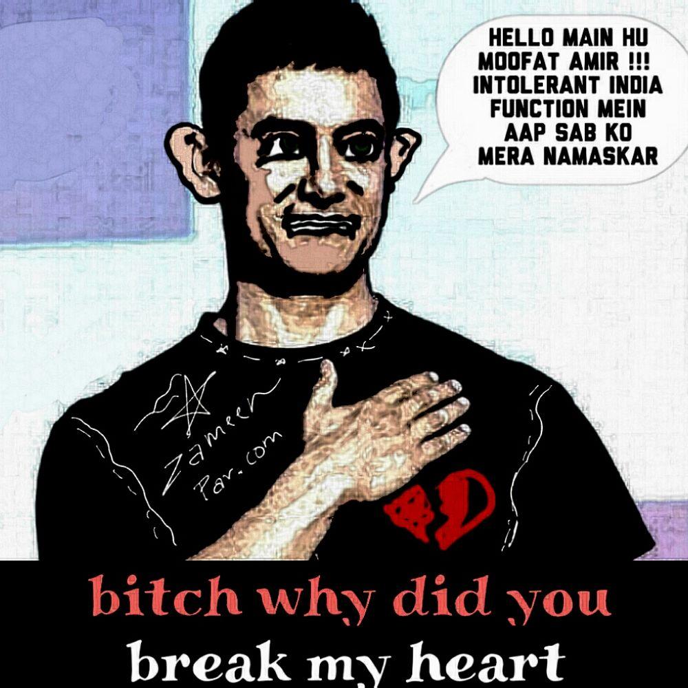 explicit - bitch why did you break my heart by sonny ravan