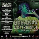 stopbeefinradio - Breakin Artist 101 Cover Art