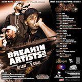 stopbeefinradio - Breakin Artists 101  Cover Art