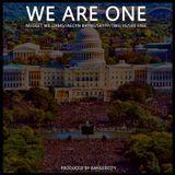 stopbeefinradio - WE ARE ONE Cover Art