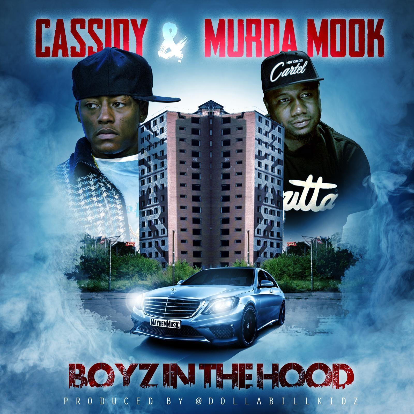 Boyz In The Hood by Cassidy ft  Murda Mook from fleet djs