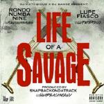 StraightFresh.net - Life of a Savage (Remix) Cover Art