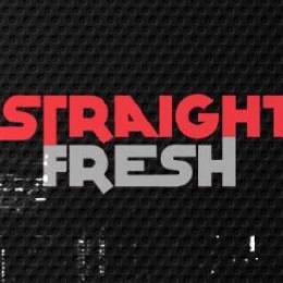 StraightFresh.net - I Don't Give A Fuck 2.0 Cover Art