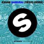StraightFresh.net - Samurai (Tiesto Remix) Cover Art