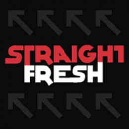 StraightFresh.net - I Don't Want Her Cover Art