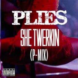 She Twerkin'
