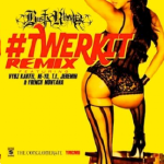 StraightFresh.net - Twerk It (Remix) Cover Art