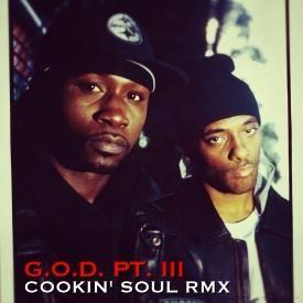 G.O.D. Pt. III (Cookin' Soul Remix)