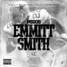 StraightFresh.net - Emmitt Smith Cover Art