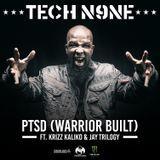 Strange Music Inc. - PTSD (Warrior Built) Cover Art