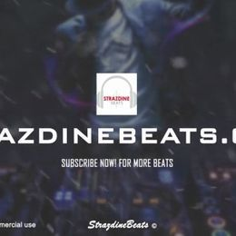 "Strazdine - ""Monster"" Dark / Intense Trap Beat [StrazdineBeats.com] Cover Art"