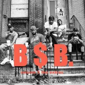 Street Mixtapez - BSB Volume 5 (The Extras) Cover Art