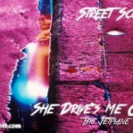 She Drive's Me Crazy (Big Jet Plane Remix)