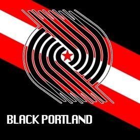 StreetsSalute.com - Black Portland Cover Art