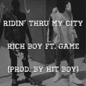 Ridin  Thru My City Feat. The Game