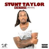 Stunt Taylor - Exchange Cover Art