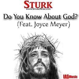 Sturk - Do You Know About God? Cover Art